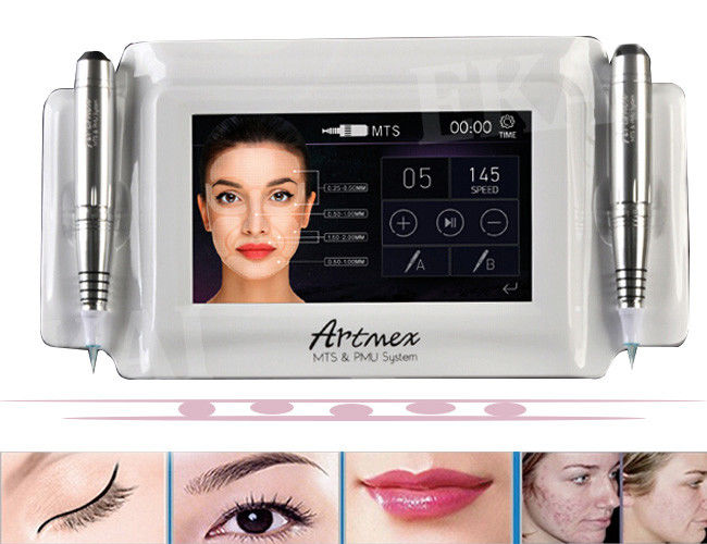 Digital Permanent Makeup Tattoo Pen , Semi Permanent
