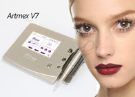 Artmex V7 Digital Permanent Makeup Tattoo Machine With Eyes Rotary Pen MTS PMU System